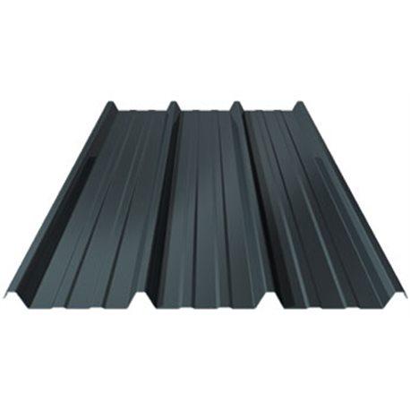 Tole Toiture Gris Anthracite Ral 7016 Pml 453331000 Cs Ep 63100 Rh Metal