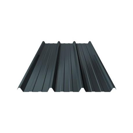 TOLE TOITURE GRIS ANTHRACITE RAL 7016 PML 45.333.1000 CS EP. 63/100