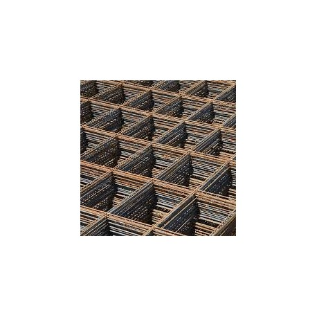 Treillis soudé antifissuration PAF C 3,60Mx2,40m Maille 200x200mm Fils 4,5x4,5mm