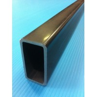 TUBE RECTANGLE 100 X 50 X 2 ACIER S235
