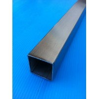 TUBE CARRE 25 X 25 X 2 INOX 304L