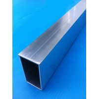 TUBE RECTANGLE 40 X 20 X 2 ALUMINIUM 6060