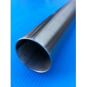 LOT DE 3 x 1 M TUBE ROND 26.9X2 INOX 304 L
