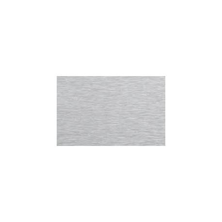 TOLE INOX GRAIN 220 EP. 1.2 MM QUALITE 304L + PVC 1 FACE