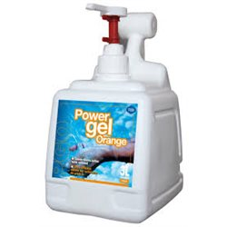 SAVON POWER GEL ORANGE SS SOLVANT 3L