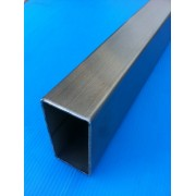 Tube rectangle inox 304l.