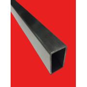 Tube rectangle inox 304l.