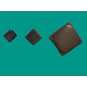 Bouchons plastique carrés