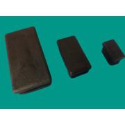 Bouchons plastique rectangles