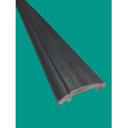 Main courante acier noir s235